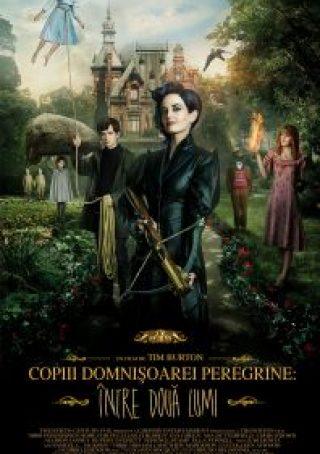 Copiii Domnisoarei Peregrine: Intre doua lumi