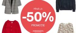 Reducere 50% la H&M