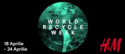 hm world recycle week