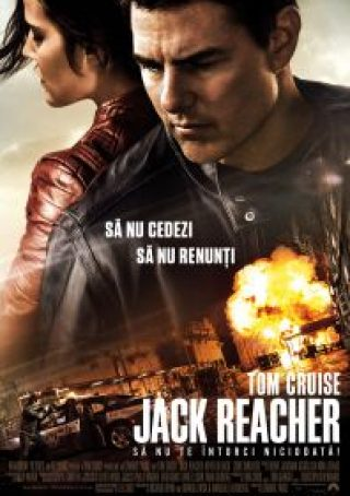 Jack Reacher. Never go back