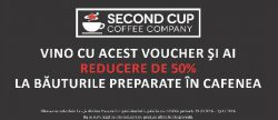 promo second cup