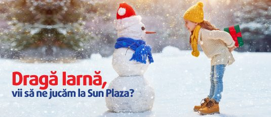 Santa's world moves to Sun Plaza!