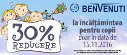benvenuti reducere copii