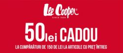 lee cooper promo