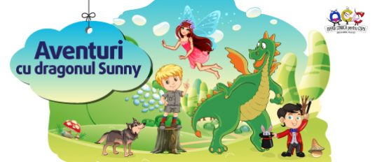 "The Adventures of Sunny the Dragon: ""Peter and the Wolf"""
