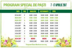 program paste sun plaza 2017