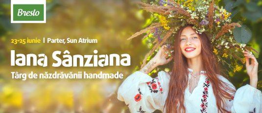 Iana Sânziana: Târg de năzdrăvănii handmade
