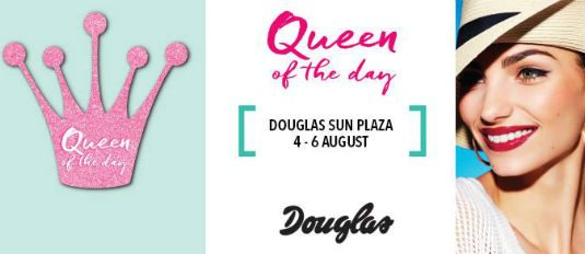 Queen of the Day @ Douglas