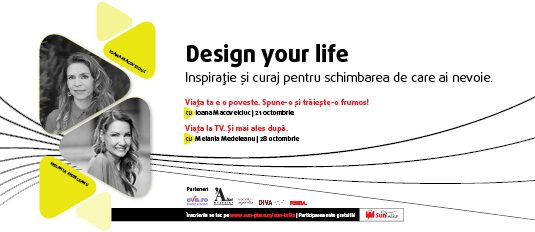 Sun Talks: Design Your Life!
