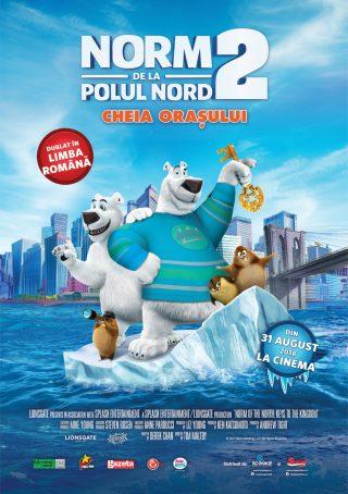 Norm de la Polul Nord 2. Cheia orasului 2D dubbed
