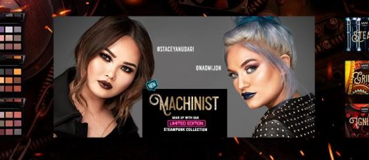 Masterclass with Alexandra Ion: The Machinist Collection