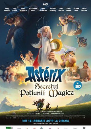 Asterix:Secretul potiunii magice