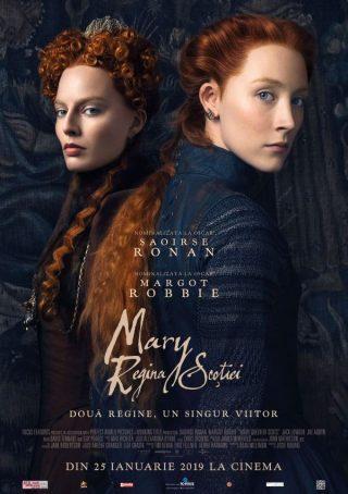 Mary, regina Scotiei