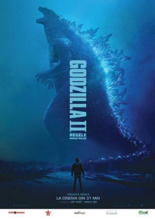 Godzilla II Regele Monstrilor