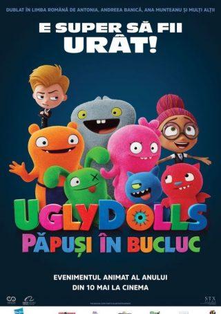 Uglydolls: Papusi in bucluc
