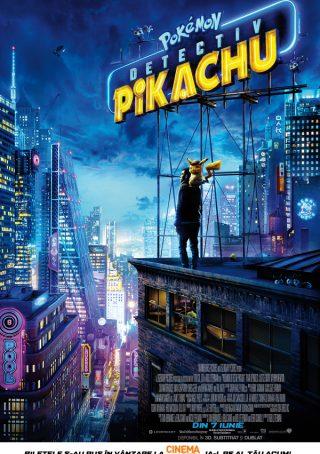 Pokemon:Detectiv Pikachu