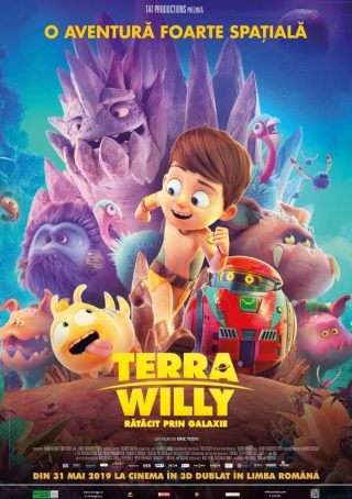 Terra Willy: Ratacit prin Galaxie