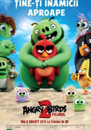 Angry Birds 2: Filmul