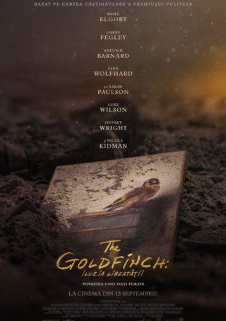 The Goldfinch: Iluzia libertatii