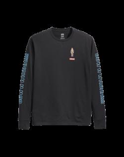 Bluză neagră_bărbați_189Lei