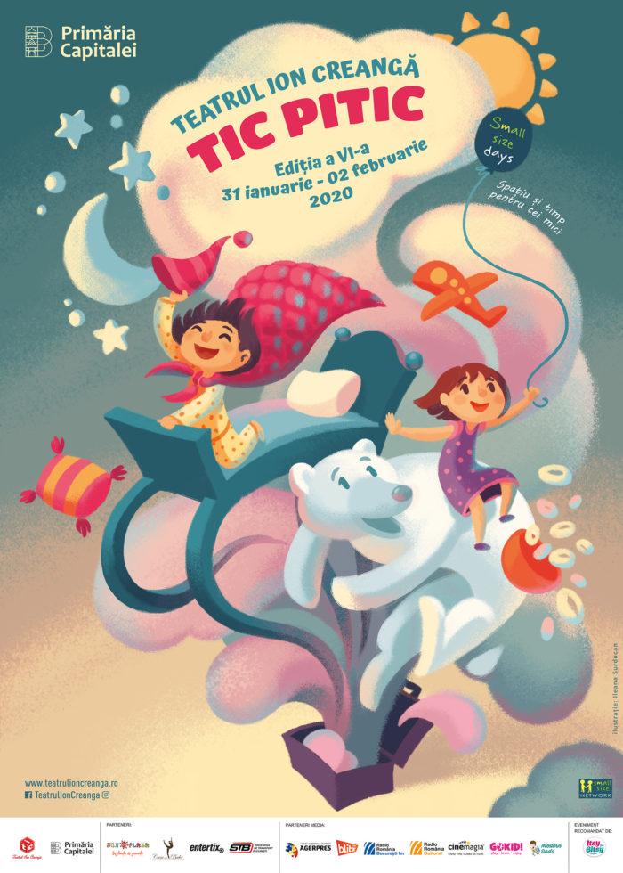 TIC PITIC 2020 _ Teatrul Ion Creanga