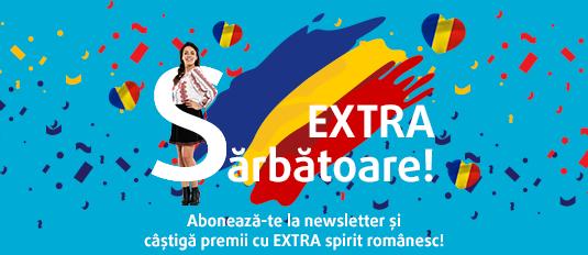 Premii cu EXTRA spirit românesc!