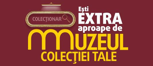 Esti Extra aproape de Muzeul Colectie Tale