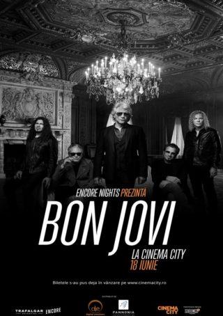 Encore Nights prezintă: Bon Jovi
