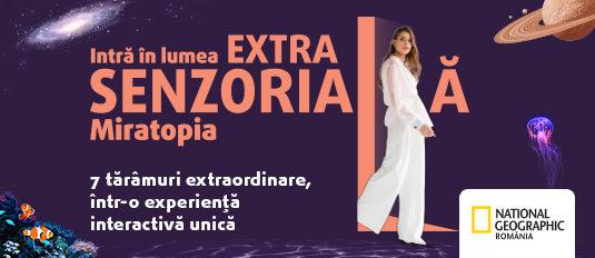 Miratopia – Intra in lumea Extra Senzoriala