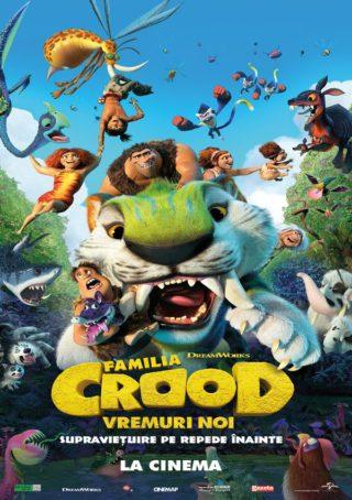 Familia Crood: Vremuri noi