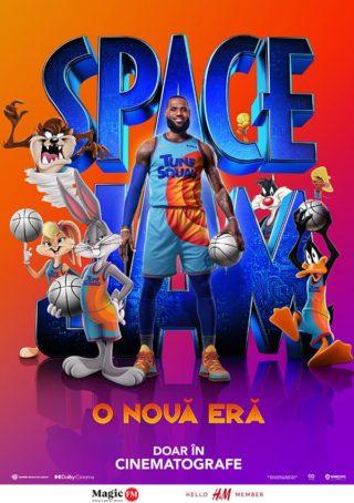 Space Jam: O noua era