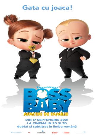 Boss Baby: Afaceri de familie